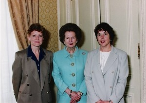 Mary, Margaret Thatcher, and Me